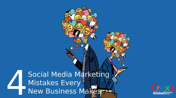 4 Social Media Marketing Mistakes Every New Business Makes (And How To Avoid Them)